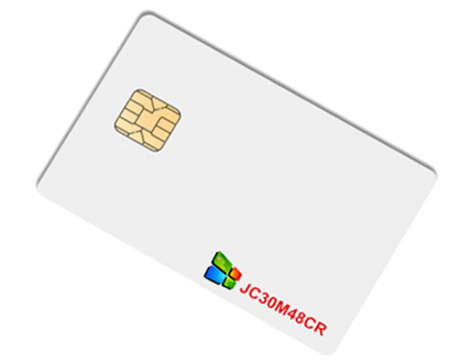 JavaCard JC30M48CR